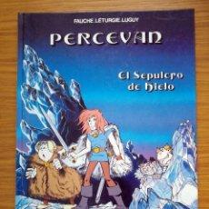 Cómics: PERCEVAN EL SEPULCRO DE HIELO Nº 2 - GRIJALBO - 1995. Lote 107079455