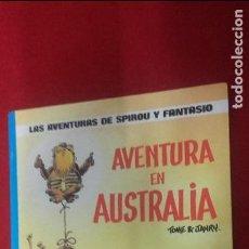 Cómics: AVENTURA EN AUSTRALIA - SPIROU 20 - TOMÉ & JANRY - CARTONE. Lote 107250571