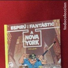 Comics : ESPIRU I FANTASTIC A NOVA YORK - ESPIRU 25 - TOME & JANRY - CARTONE - EN CATALAN. Lote 107301179