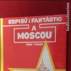 Cómics: ESPIRU I FANTASTIC A MOSCOU - ESPIRU 28 - TOME & JANRY - CARTONE - EN CATALAN. Lote 107301351