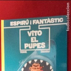 Cómics: VITO EL PUPES - ESPIRU 29 - TOME & JANRY - CARTONE - EN CATALAN. Lote 107301435