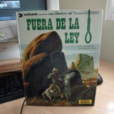 Cómics: FUERA DE LA LEY - BLUEBERRY - AÑO 1980 - GRIJALBO/DARGAUD - NÚMERO 10. Lote 107341739