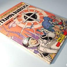 Comics : LA TRAMPA DIABOLICA 6 EXCELENTE ESTADO GRIJALBO BLAKE Y MORTIMER. Lote 107391994