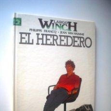 Cómics: LARGO WINCH Nº 1 - EL HEREDERO. Lote 107747271