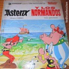Cómics: ASTERIX , Y LOS NORMANDOS - EDICIONES JUNIOR 1980 - GRIJALBO. Lote 107792635