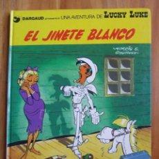 LUCKY LUKE Nº 2 - EL JINETE BLANCO