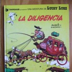 Cómics: LUCKY LUKE Nº 24 - LA DILIGENCIA. Lote 107896383