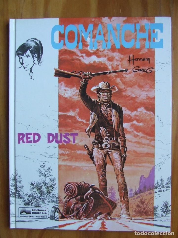 COMANCHE Nº 1 - RED DUST (Tebeos y Comics - Grijalbo - Comanche)