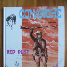 Cómics: COMANCHE Nº 1 - RED DUST. Lote 107897127