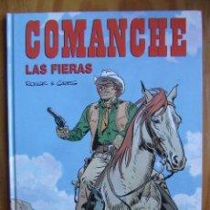 Cómics: COMANCHE Nº 11 - LAS FIERAS. Lote 107898339