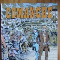 Cómics: COMANCHE Nº 12 - EL DÓLAR DE TRES CARAS. Lote 107898471