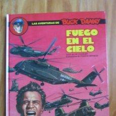 Comics : BUCK DANNY Nº 43 - FUEGO EN EL CIELO. Lote 107900075
