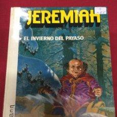 Cómics: EDICIONES JUNIOR JEREMIAH NUMERO 9 MUY BUEN ESTADO. Lote 108055607