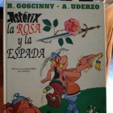 Cómics: ASTERIX LA ROSA Y LA ESPADA TAPA DURA, GRIJALBO AÑO 1991, NUMERO 29. Lote 108081931