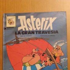 Cómics: ASTERIX LA GRAN TRAVESIA GRIJALBO . Lote 108386555