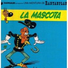Cómics: UNA AVENTURA DE RANTANPLAN Nº1 : LA MASCOTA ( MORRIS &FAUCHE & LETURGIE) NUEVO. Lote 108395123