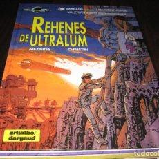 Cómics: VALERIAN - NÚMERO 16 - REHENES DE ULTRALUM - GRIJALBO - J.C. MEZIERES Y P.CHRISTIN. Lote 109090159