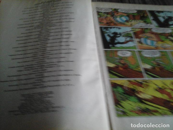 Cómics: ASTERIX Y OBELIX LA GRAN TRAVESÍA. PILOTE BRUGUERA 1975 1 EDICIÓN - Foto 4 - 109130259