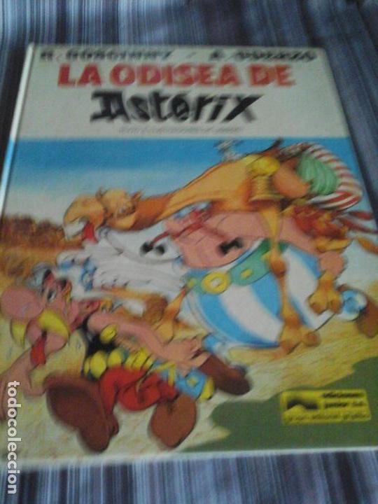LA ODISEA DE ASTERIX, ED. GRIJALBO, 1981-1989 (Tebeos y Comics - Grijalbo - Asterix)