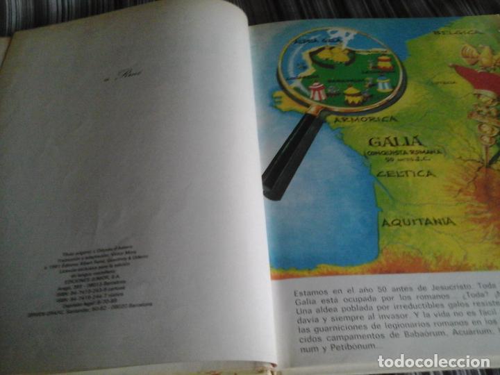 Cómics: LA ODISEA DE ASTERIX, ED. GRIJALBO, 1981-1989 - Foto 5 - 109130291