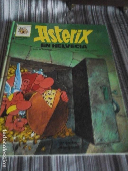 ASTERIX EN HELVECIA GRIJALBO 1990 (Tebeos y Comics - Grijalbo - Asterix)