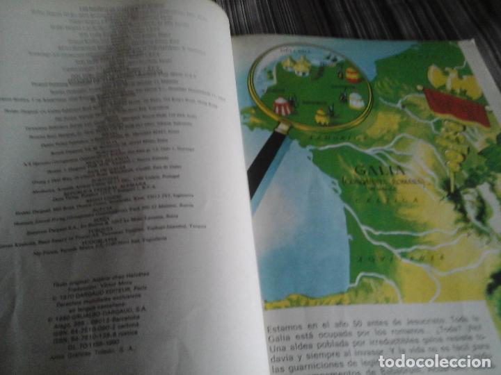 Cómics: ASTERIX EN HELVECIA GRIJALBO 1990 - Foto 3 - 109130307