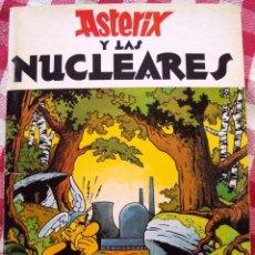 Cómics: ASTERIX Y LAS NUCLEARES BUEN ESTADO. Lote 109379215