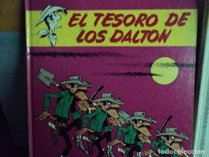 Cómics: cinco comics de lucky luke - Foto 2 - 109519179
