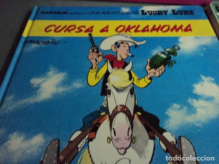 Cómics: cinco comics de lucky luke - Foto 5 - 109519179