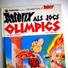 Cómics: ASTÈRIX ALS JOCS OLÍMPICS ( EN CATALÁN ). Lote 109541935