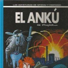 Cómics: SPIROU Nº 39 - EL ANKÚ - TAPA DURA - MUY BUEN ESTADO. Lote 109582791