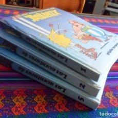 Cómics: BUEN PRECIO. LAS AVENTURAS DE ASTERIX TOMO 1 2 5. GRIJALBO. 1987.. Lote 109749447