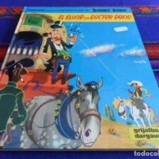 Cómics: LUCKY LUKE Nº 43 EL ELIXIR DEL DOCTOR DOXIO. GRIJALBO 1991. BUEN ESTADO.. Lote 109750483