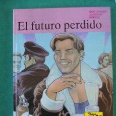 Cómics: EL FUTURO PERDIDO COLECCION TRAZO LIBRE Nº 9 EDICIONES JUNIOR. Lote 110303599