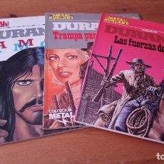 Comics : LOTE 3 DURANGO METAL HURLANT . Lote 110306363