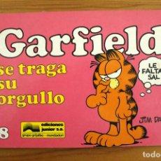 Cómics: JIM DAVIS - GARFIELD SE TRAGA SU ORGULLO - Nº18 - GRIJALBO. Lote 110421459