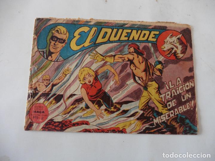 DUENDE EL Nº 51 MAGA ORIGINAL (Tebeos y Comics - Grijalbo - Durango)