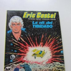 Cómics: ERIC CASTEL N.º 7. LA NIT DEL TIBIDABO - RAYMOND REDING Y FRANÇOISE HUGUES - JUNIOR C87SASUR. Lote 110541587