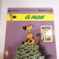 Cómics: LUCKY LUKE - EL PADRI - CATALAN - TAPA DURA - EDIT GRIJALBO - 1988. Lote 178013465