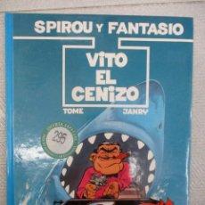Cómics: LAS AVENTURAS DE SPIROU Y FANTASIO - VITO EL CENIZO Nº 29 - GRIJALBO - JUNIOR. Lote 110908459