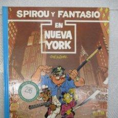Cómics: LAS AVENTURAS DE SPIROU Y FANTASIO - EN NUEVA YORK Nº 25 - GRIJALBO - JUNIOR. Lote 110912011