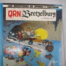Cómics: LAS AVENTURAS DE SPIROU Y FANTASIO - QRN EN BRETZELBURG Nº 14 - GRIJALBO - JUNIOR. Lote 110957939