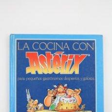 Cómics: CÓMIC TAPA DURA - LA COCINA CON ASTÈRIX - EDIT. TIMUN MAS - AÑO 1992. Lote 195445785