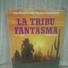 Cómics: BLUEBERRY Nº 21 - LA TRIBU FANTASMA - GRIJALBO. Lote 110990179