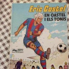 Cómics: ERIC CASTEL, EN CASTEL I ELS TONIS. Lote 111196631