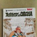 Cómics: ASTÉRIX EN CÓRCEGA DARGAUD EDICIONES JUNIOR 1978. Lote 111228039