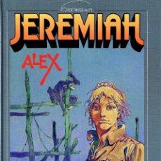 Cómics: JEREMIAH ALEX HERMAN (3 PREMIOS HAXTUR) AÑO 1991 ARMARIO ISA FONDO 2º FILA. Lote 111241415