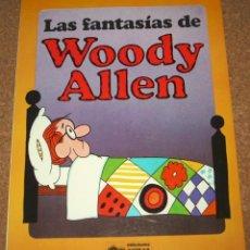 Cómics: LAS FANTASIAS DE WOODY ALLEN -- Nº 3 . GRIJALBO/JUNIOR 1982 - PERFECTO- IMPORTANTE LEER. Lote 111409547