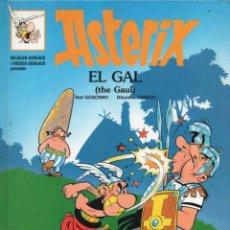 Cómics: ASTERIX EL GAL (THE GAUL) - EN CATALAN E INGLES - ILUSTRADO *. Lote 111613047
