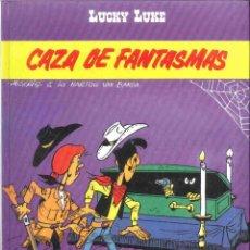 Cómics: LUCKY LUKE Nº 54 : CAZA DE FANTASMAS. Lote 111677523